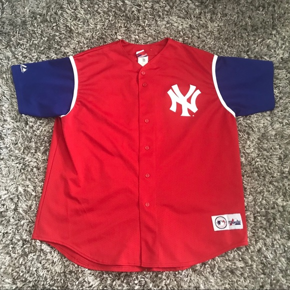 competitive price 486fe 9db78 New York Yankees Bernie Williams Jersey